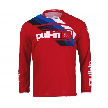 Maillot MX Pull In - Race...