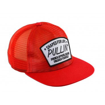 Casquette Pull In - Fisher Red