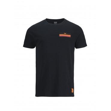 T-Shirt Pull In - Black