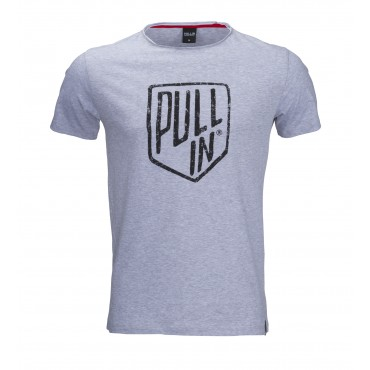 T-Shirt Pull In - Corpo Grey